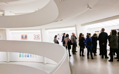 Meditation and Private Tour of the Guggenheim Museum